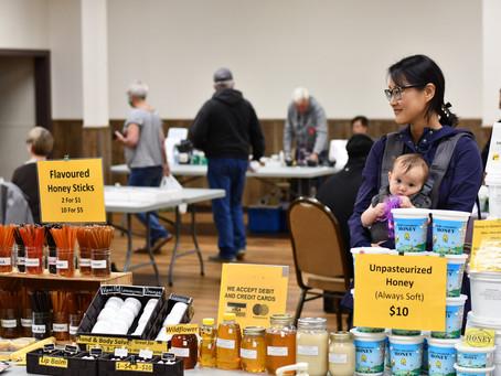 Vermilion Farmer's Market Returns