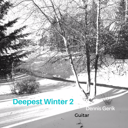 Local Artist Releasing Solo Guitar CD's