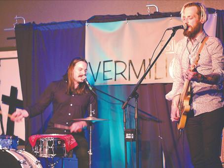 Vermilion Folk Club – El Niven & The Alibi