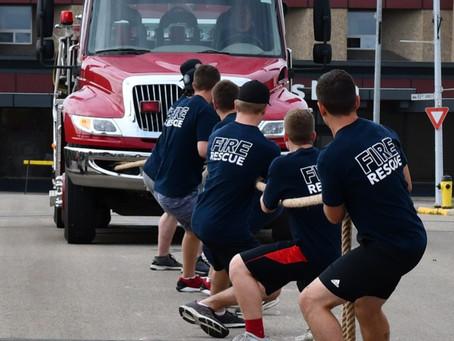 Vermilion Fire Truck Pulls