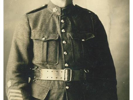 WWI - Matt Brimacombe