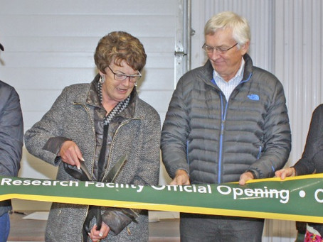 Lakeland's New Livestock Research Facility
