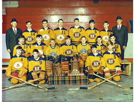 Provincial Champions Returning After 50 Years
