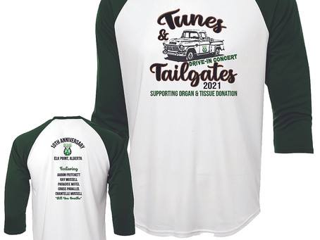 'Tunes And Tailgates' Drive-in Concert