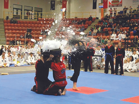 Torrent Tae Kwon-do Coming To Vermilion