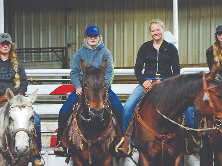Barrel Racing Clinic At Little Cowpokes