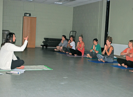 Yoga At Lakeland College
