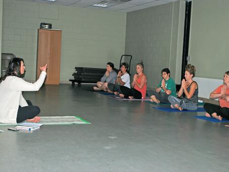 Yoga At Lakeland College