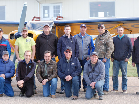 Vermilion River Flying Club – 1st Anniversary