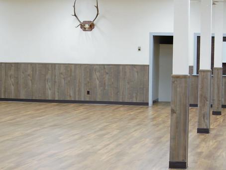 Vermilion Elk's - Hall Renovations
