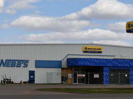 Webbs's Machinery Grow Business
