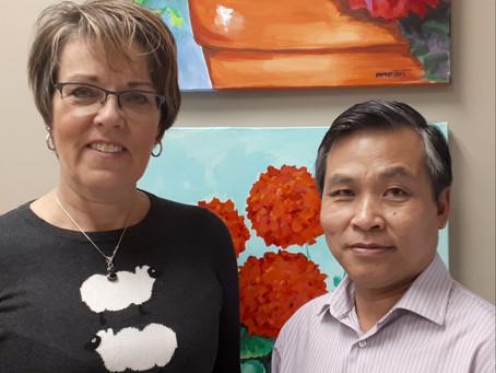 Vermilion & District Housing Foundation CAO - Paul Kim