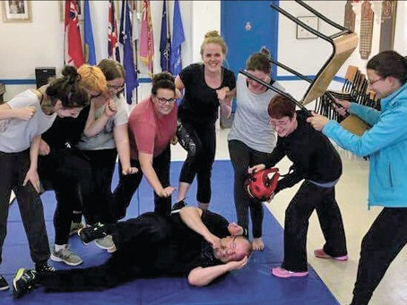 Upcoming Self-Defense Seminar