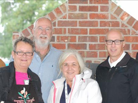 Communities In Bloom Welcomes National Judges