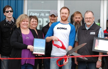 RONA Vermilion's Grand Re-opening