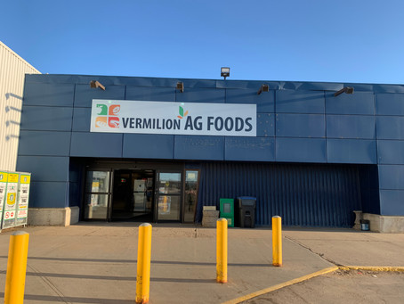 Vermilion Ag Foods Grand Opening