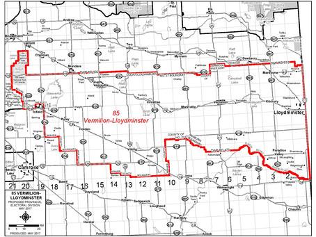 Alberta Electoral Boundaries Hearing
