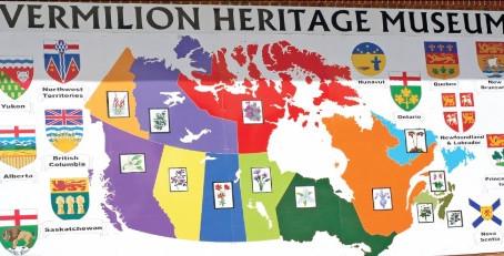 Vermilion Heritage Museum Celebrates Canada 150