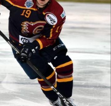 Vermilion Hockey Player In Top Tier Of United Kingdom