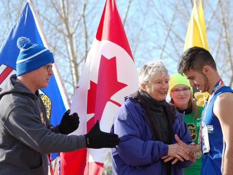 50th Annual ASAA Cross Country Running  Provincial Championships