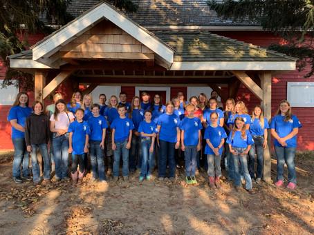 NE Regional 4-H Horse Camp