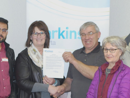 Parkinson Awareness Open House