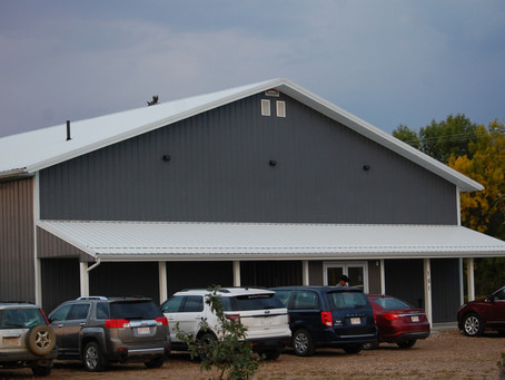 Dewberry Community Hall – Grand Opening