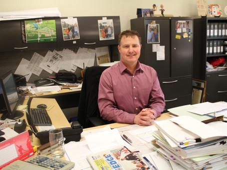 Town Manager Dion Pollard Leaves Vermilion