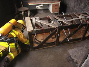 County Firefighters Complete Fundamental Training