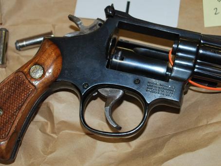 Lloydminster RCMP - Traffic Stop Yields A Gun, Money and approximately $20,000 in Methamphetamine