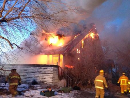 Tragic House Fire Strikes Second Vermilion Family