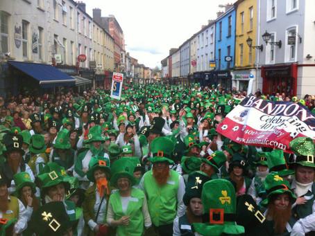 Celebrate Your Irish Blood And Heritage