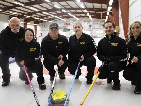 Lakeland Rustlers Host Curling Provincials