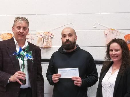 VES Wins Recycling Award