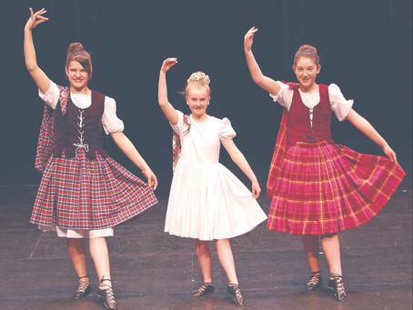 Highland Dance - Spring Fling