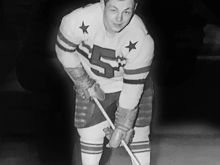 Life And Hockey Career Of The Late Brent Macnab