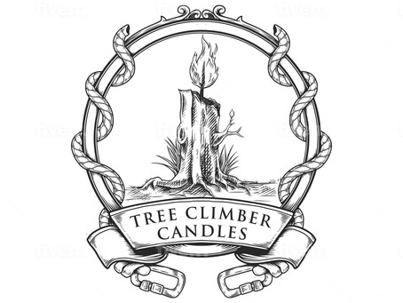 Tree Climber Candles