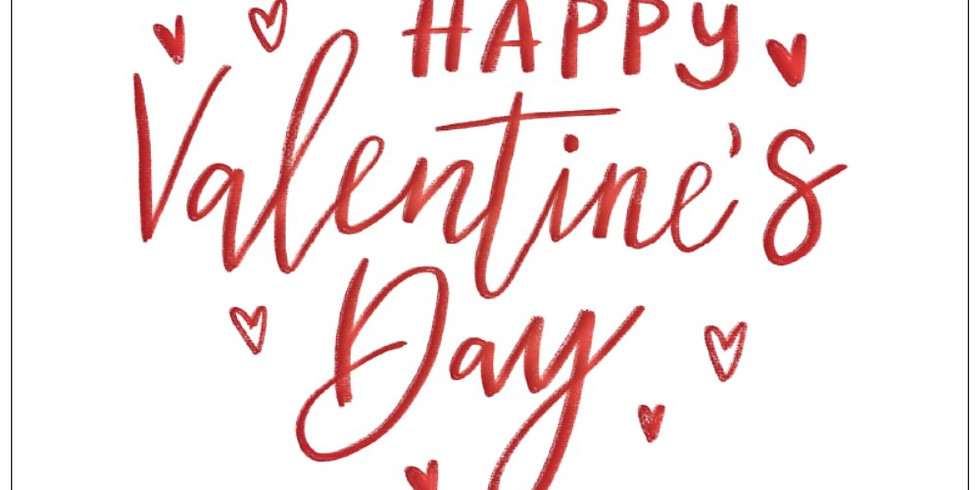 Valentine's Day Card Making for the Elderly