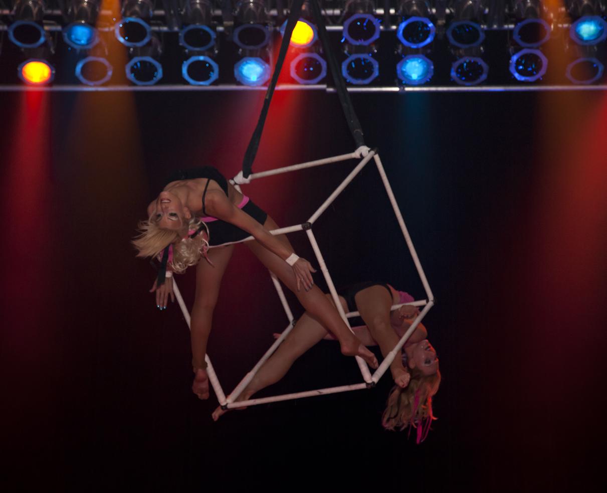 Aerial Performances