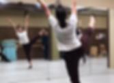 京都コンテンポラリーバレエオープンクラス