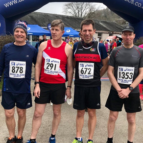 The day Connaughton ran Coniston (with 1600 others)