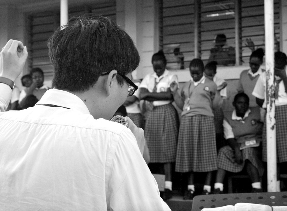 Jomvu Girls High School, Mombasa, Kenya