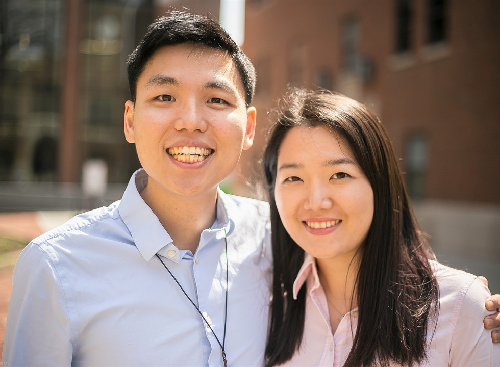 Tony and Esther Chuang