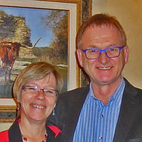 Brian and Susan Talbot