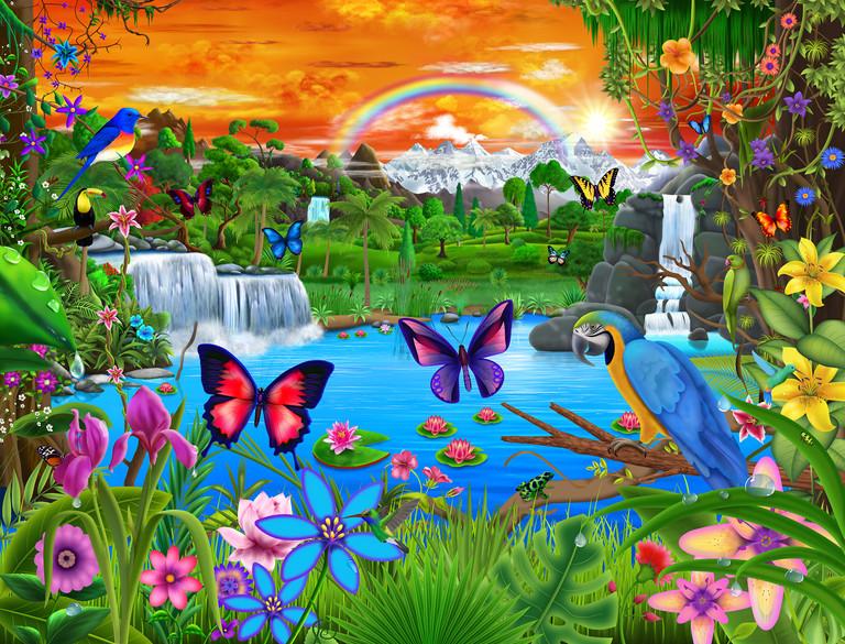 Exotic Wonderland