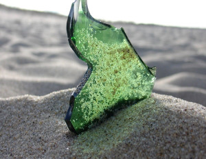 What Is sea Glass?