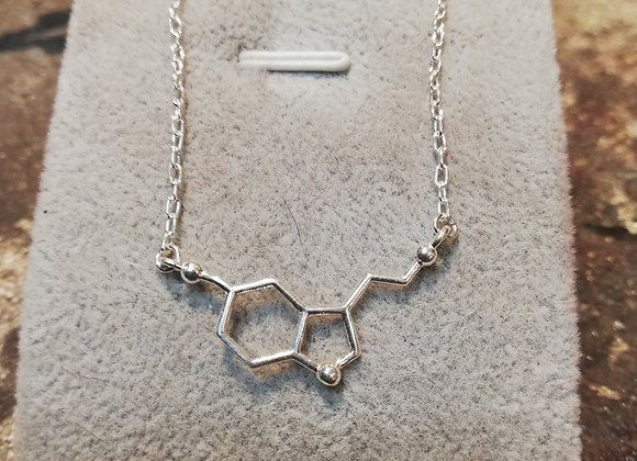 Serotonin chemical formula