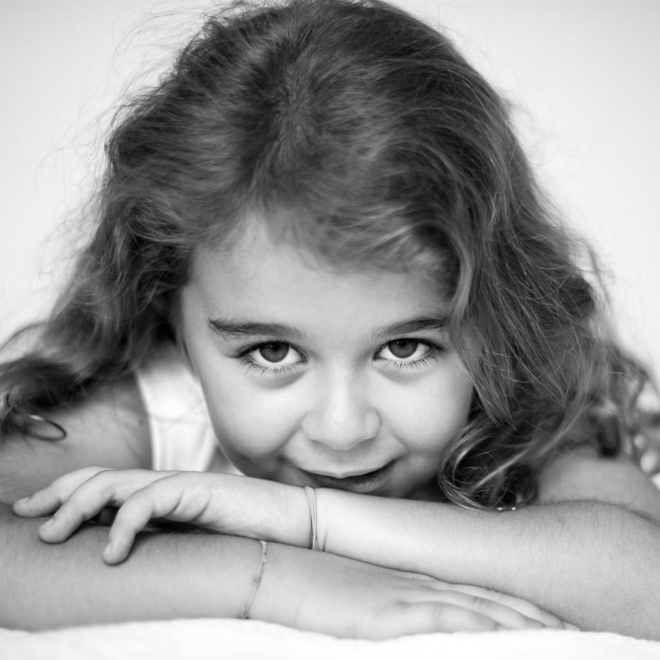 Portrait chambre d'enfant