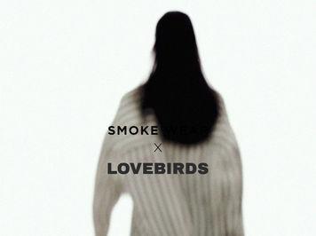 LOVESTRUCKshoots: SMOKE WEAR x LOVEBIRDS collection