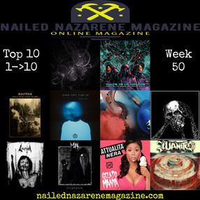 Top 10 Bandcamp - Week 50